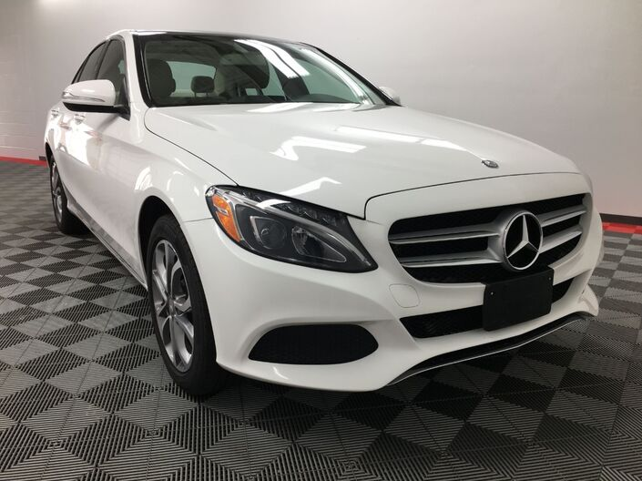 2015 Mercedes-Benz C-Class 4dr Sdn C 300 4MATIC Appleton WI