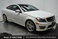 Mercedes-Benz C-Class C 250 Coupe NAV,CAM,PANO,HTD STS,AMG WLS,BI-XENON 2015