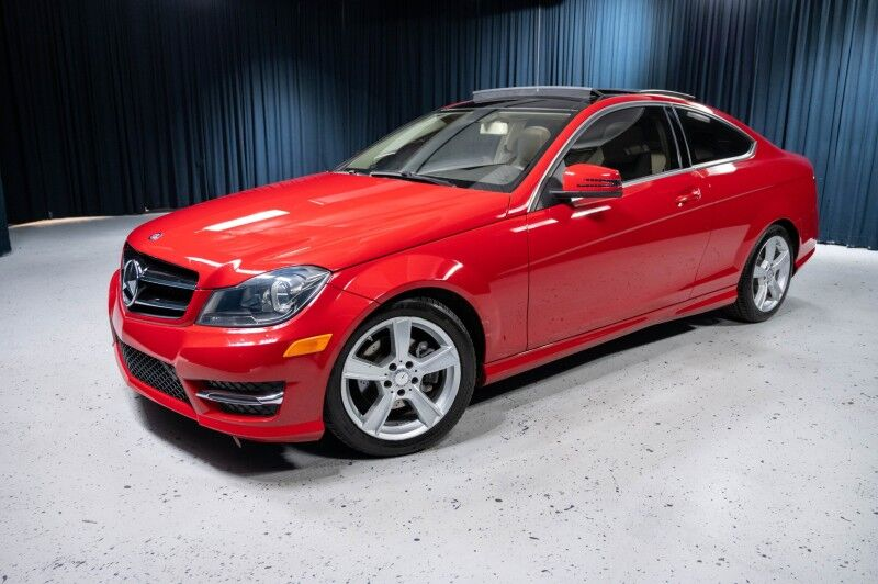 2015 Mercedes-Benz C-Class C 250 Coupe Scottsdale AZ