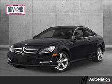 2015_Mercedes-Benz_C-Class_C 250_ Houston TX