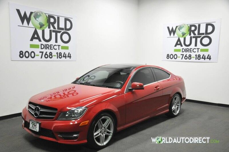 2015_Mercedes-Benz_C-Class_C 250_ Houston TX