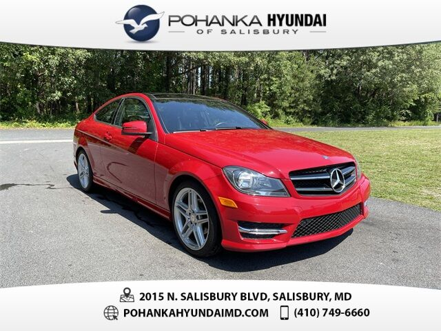 2015 Mercedes-Benz C-Class C 250 **SWIPE RIGHT**COULD BE YOURS** Salisbury MD