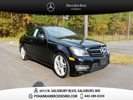 2015_Mercedes-Benz_C-Class_C 250_ Salisbury MD