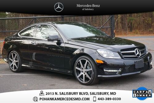 2015_Mercedes-Benz_C-Class_C 250C **  MERCEDES-BENZ CERTIFIED  ** SPORT PKG  **  MULTIMEDIA PKG LOADED  **_ Salisbury MD