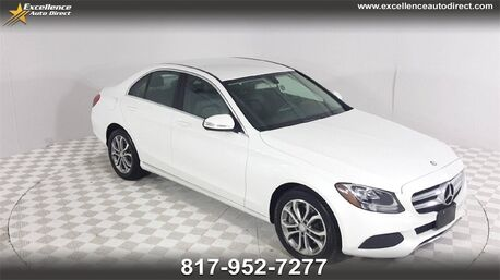 2015_Mercedes-Benz_C-Class_C 300 4MATIC®/CAM/DISPLAY/USB/P2_ Euless TX