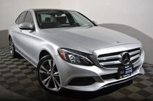 2015_Mercedes-Benz_C-Class_C 300 4MATIC_ Seattle WA