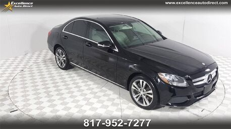 2015_Mercedes-Benz_C-Class_C 300 4MATIC®/COMMAND SYSTEM /KEYLESS GO/CAM/CRUISE/P2_ Euless TX