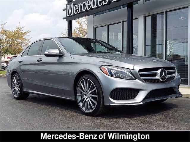 2015 Mercedes-Benz C-Class C 300 4MATIC® Sedan Wilmington DE