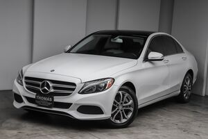 2015_Mercedes-Benz_C-Class_C 300_ Akron OH