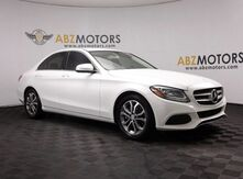 2015_Mercedes-Benz_C-Class_C 300 Blind Spot,Navigation,Camera,Push Start_ Houston TX