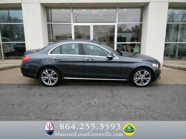 2015 Mercedes-Benz C-Class C 300 Greenville SC
