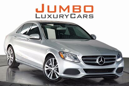 2015_Mercedes-Benz_C-Class_C 300_ Hollywood FL