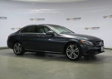 2015_Mercedes-Benz_C-Class_C 300_ Houston TX