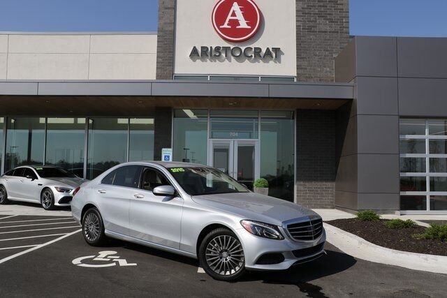 2015 Mercedes-Benz C-Class C 300 Lee's Summit MO