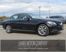 2015_Mercedes-Benz_C-Class_C 300_ Lexington KY
