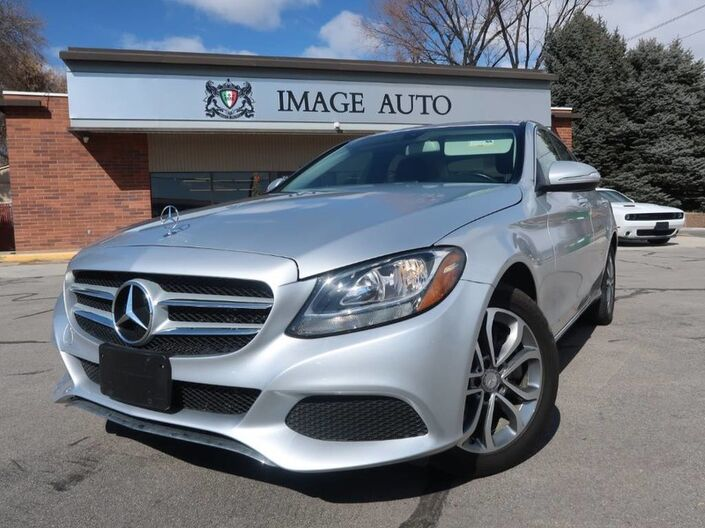 2015 Mercedes-Benz C-Class C 300 Luxury 4MATIC West Jordan UT