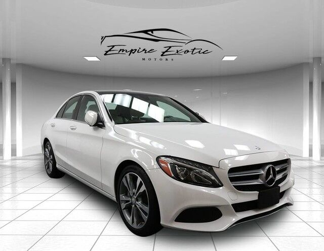 2015 Mercedes-Benz C-Class C 300 Luxury Addison TX