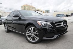 2015_Mercedes-Benz_C-Class_C 300 Luxury_ Coral Gables FL