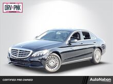2015_Mercedes-Benz_C-Class_C 300 Luxury_ Fort Lauderdale FL
