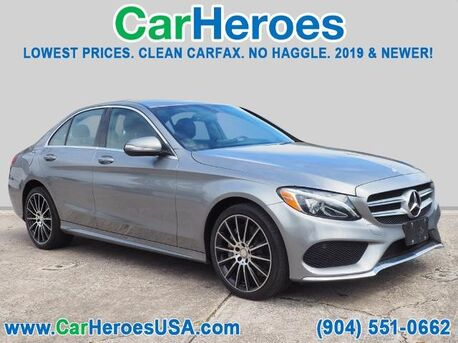 2015_Mercedes-Benz_C-Class_C 300 Luxury_ Jacksonville FL