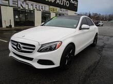 2015_Mercedes-Benz_C-Class_C 300 Luxury_ Murray UT
