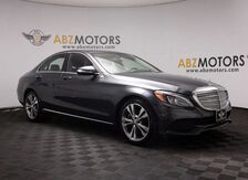 2015_Mercedes-Benz_C-Class_C 300 Luxury Package,Blind Spot,Rear Camera,Bluetooth,Heated Seats_ Houston TX