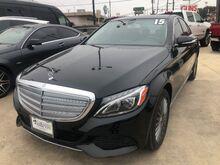 2015_Mercedes-Benz_C-Class_C 300 Luxury_ San Antonio TX