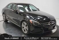 Mercedes-Benz C-Class C 300 NAV,PANO,HTD STS,BLIND SPOT,LED LIGHTS 2015