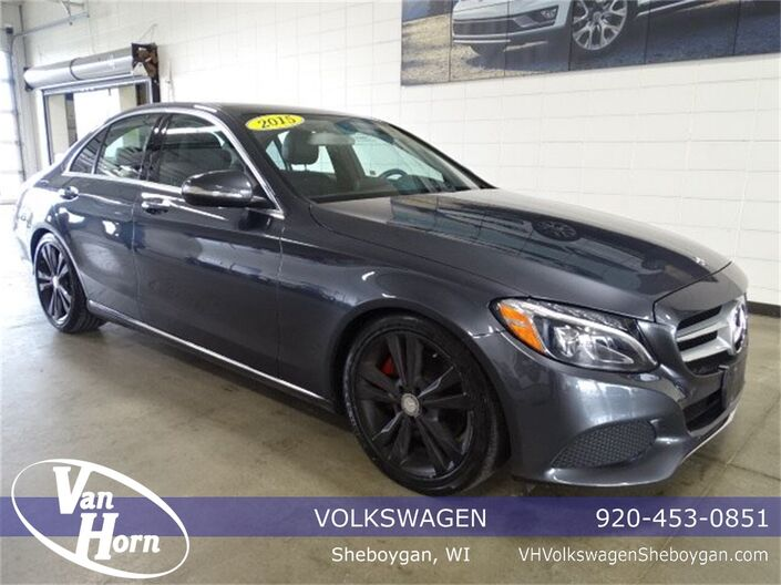 2015 Mercedes-Benz C-Class C 300 Plymouth WI