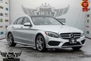 2015 Mercedes-Benz C-Class C 300 SPORT PKG INTERIOR PKG BLIND SPOT Toronto ON