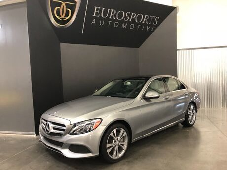 2015 Mercedes-Benz C-Class C 300 Salt Lake City UT