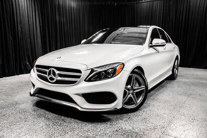 2015_Mercedes-Benz_C-Class_C 300 Sedan_ Peoria AZ