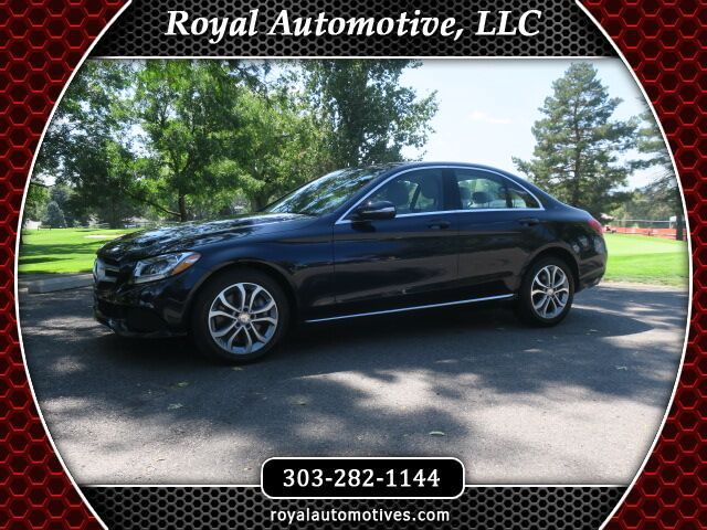 2015 Mercedes-Benz C-Class C 300 Sport W/PANORAMIC SUN ROOF Englewood CO