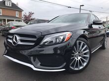 2015_Mercedes-Benz_C-Class_C 300 Sport_ Whitehall PA