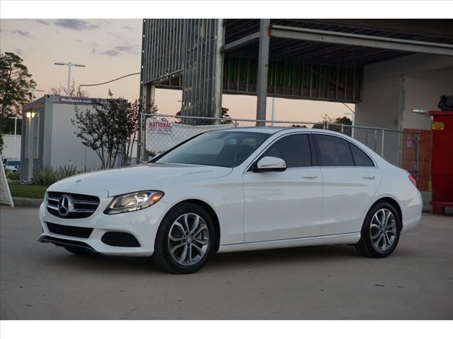 2015 Mercedes-Benz C-Class C 300 The Woodlands TX