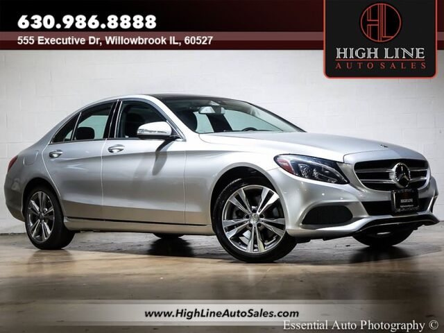 2015 Mercedes-Benz C-Class C 300 Willowbrook IL