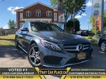 2015 Mercedes-Benz C-Class C 300|$128Wk|Navi|Backup|DualShift|HtdLthrSts|PanoRoof