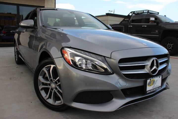 2015 Mercedes-Benz C-Class C 300,NAVIGATION,CAMERA,BURMESTER SOUND! Houston TX