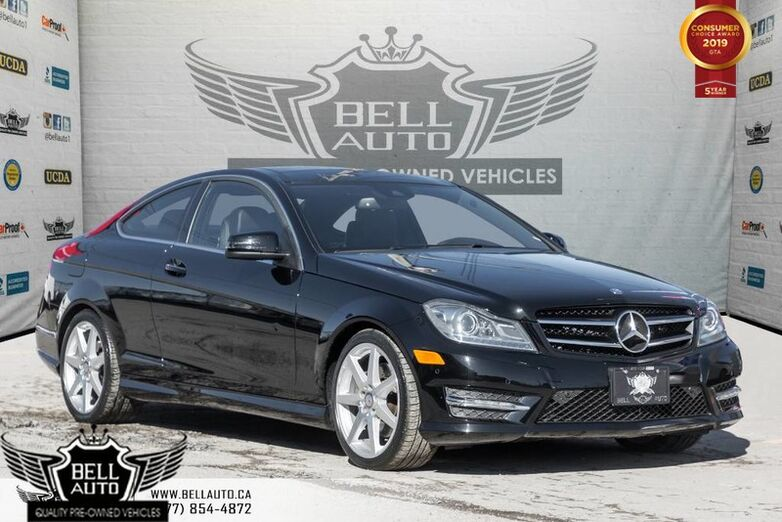 2015 Mercedes-Benz C-Class C 350, AWD, NAVI, BACK-UP CAM, PANO ROOF, HEATED/ MEMORY SEATS Toronto ON