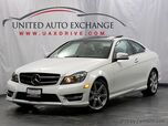 2015 Mercedes-Benz C-Class C 350 Coupe 4Matic AWD