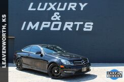 2015_Mercedes-Benz_C-Class_C 350_ Leavenworth KS