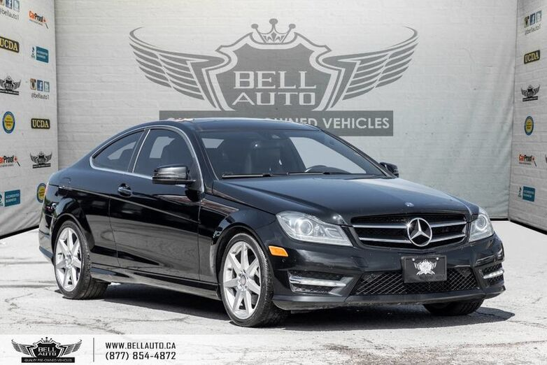 2015 Mercedes-Benz C-Class C 350, NAVI, BACK-UP CAM, PANO ROOF, AMG PKG Toronto ON
