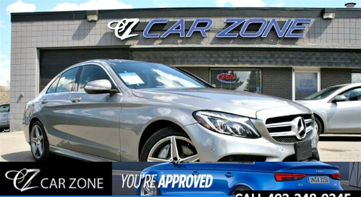 2015 Mercedes-Benz C-Class C 400 4MATIC ALL WHEEL DRIVE Calgary AB