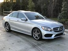 2015_Mercedes-Benz_C-Class_C 400_ Chantilly VA