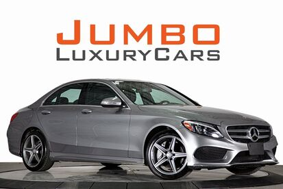 2015_Mercedes-Benz_C-Class_C 400_ Hollywood FL