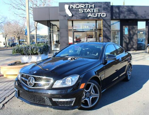 2015_Mercedes-Benz_C-Class_C 63 AMG_ Walnut Creek CA