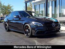 2015 Mercedes-Benz C-Class C 63 Performance Package
