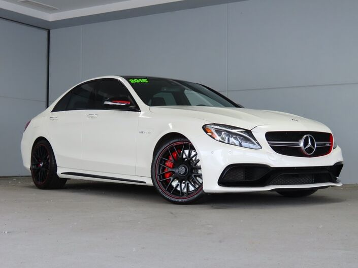 2015 Mercedes-Benz C-Class C 63 S AMG® Kansas City KS