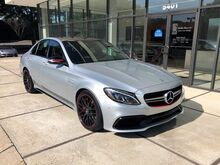 2015_Mercedes-Benz_C-Class_C 63 S AMG®_ Raleigh NC