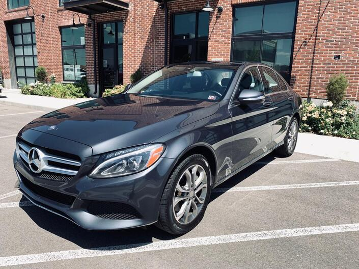 2015 Mercedes-Benz C-Class C300 4MATIC Sedan Bountiful UT